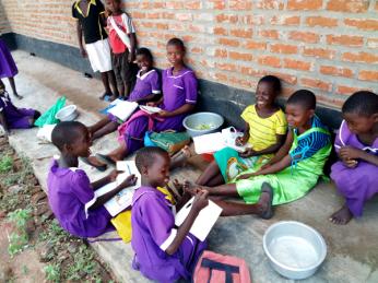 Mbwezera-school
